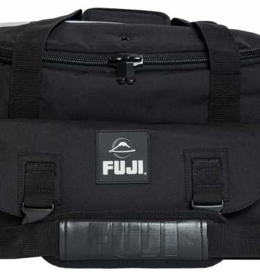 Fuji Sports Day Trainer duffle Bag Black1